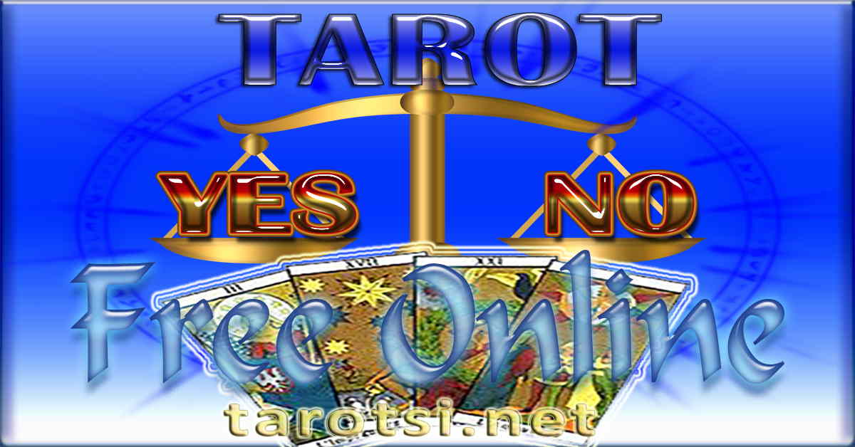 Yes no Tarot  It answers any questions you have in love matter